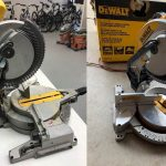Dewalt DW713 and DWS713