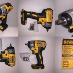Dewalt DCF890B 20V MAX XR 3/8-Inch Cordless Impact Wrench