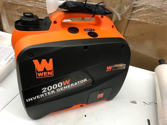 WEN 56200i Gas Powered Portable Inverter Generator