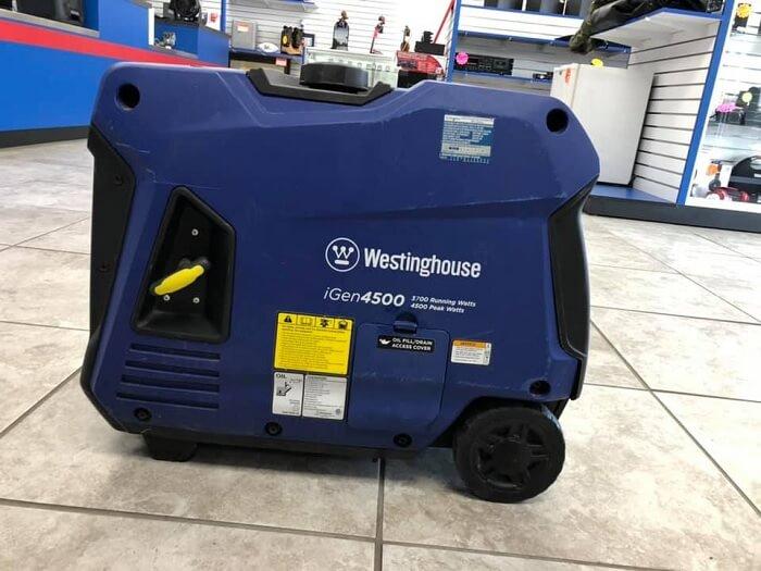 Westinghouse 4500 Super Quiet Portable Inverter Generator