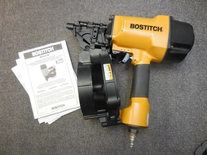 Bostitch N80CB-1 Framing Nailer