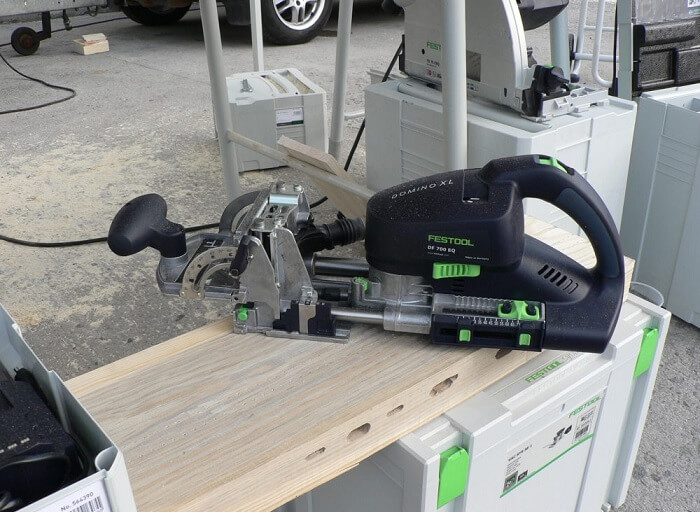 Festool 574447 XL DF700 Domino Joiner
