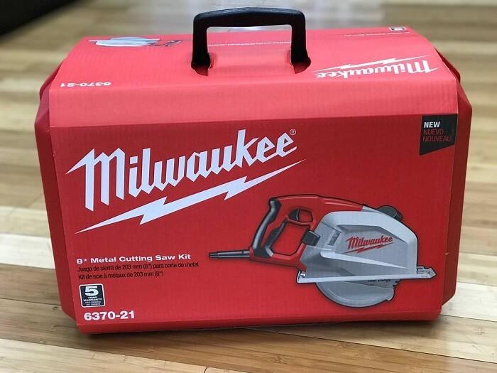 Milwaukee 6370-21 Electric Corded Circular Saw