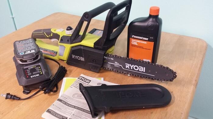 Ryobi P546 Chainsaw
