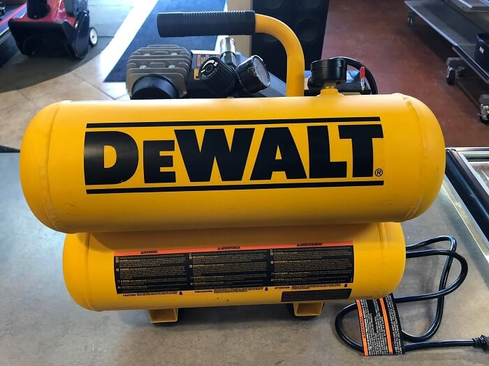 DEWALT D55153 Air Compressor,