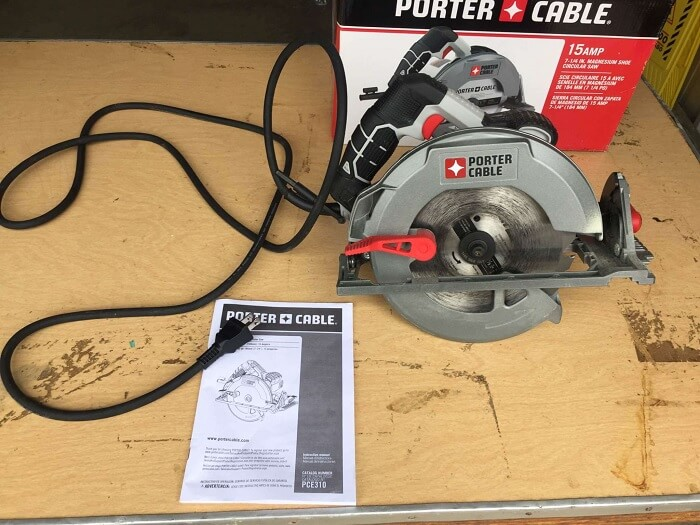 PORTER-CABLE PCE310 7-1/4-Inch Circular Saw