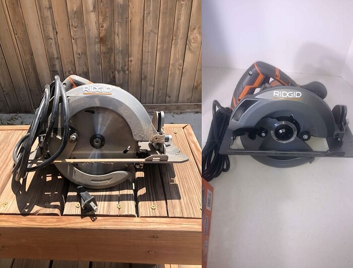 Ridgid R32051 Circular Saw