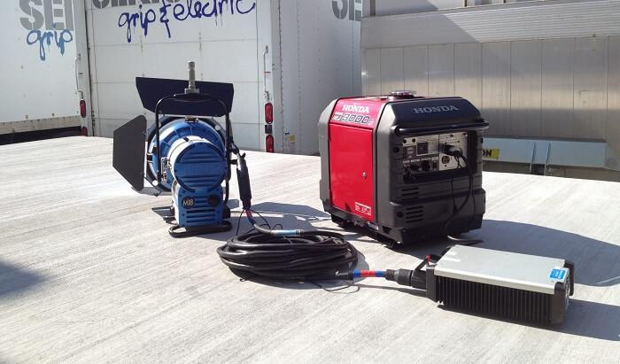 Honda EU3000IS Portable Inverter Generator